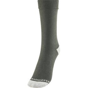 Craghoppers NosiLife Socks Twin Pack Herr charcoal/soft grey marl